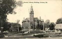 Stewart Library Building