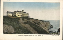 Cliff House and Bald Head Cliff