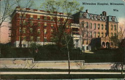 Milwaukee Hospital