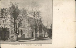 Summerfield M. E. Church