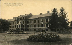 Infirmary, State Hospital