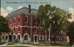 Dental Building, State University of Iowa