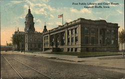 Free Public Library and Court House