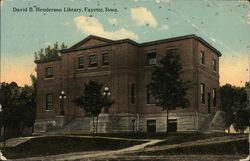 David B. Henderson Library