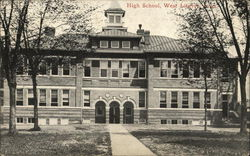 High School, West Liberty, Iowa