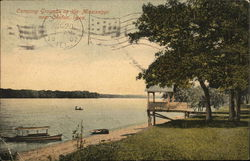 Camping Grounds on the Mississippi