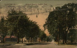 Seventh Avenue-DeWitt park