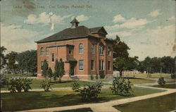 Marshall Hall, Coe College