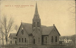First M.E. Church, From Siebel's