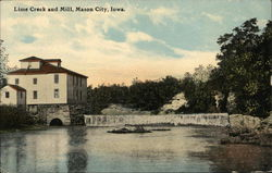 Lime Creek and Mill
