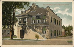 Lincoln Boy's Club