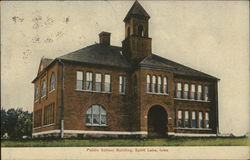 Public School Building, Spirit Lake, Iowa