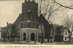 Methodist Episcopal Church and Parsonage