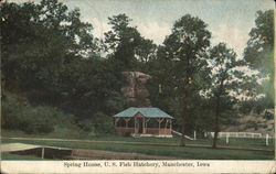 Spring House, U.S. Fish Hatchery