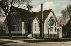 Marshalltown, Ia, Congregational Church