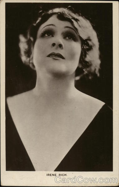Portrait of Irene Rich Actresses
