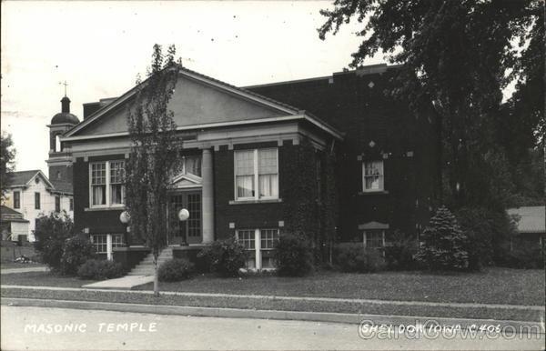 Masonic Temple Sheldon Iowa