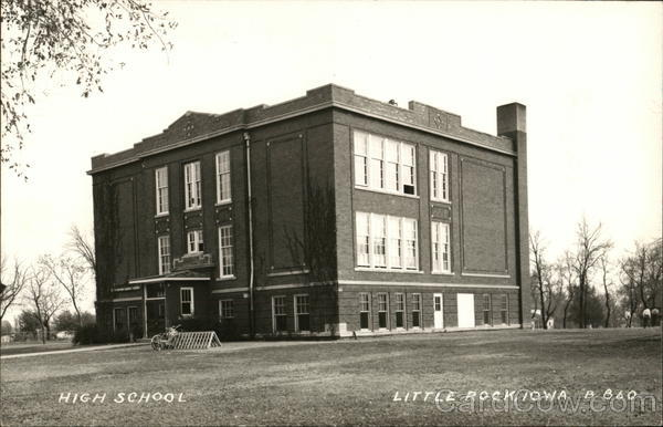 Image result for little Rock iowa school