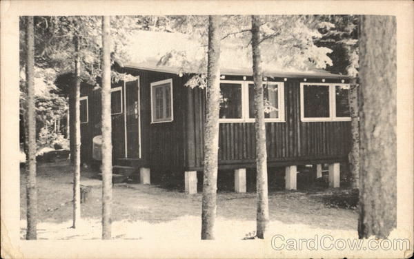 Pride o-th'-North's Birchwood Resort St  Germain, WI Postcard