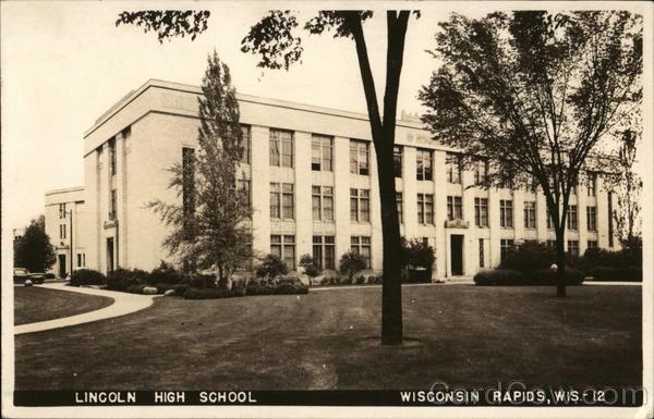 Lincoln High School Wisconsin Rapids