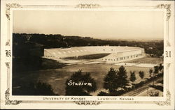 University of Kansas, Stadium