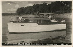 Lake Norfolk's Deluxe Commercial Cruiser