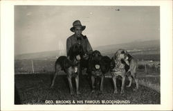 George Brooks & His Famous Bloodhounds