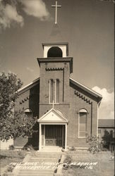 First Brick Church in Nebraska