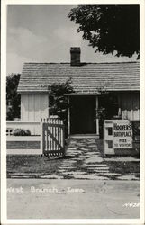 Hoover's Birthplace
