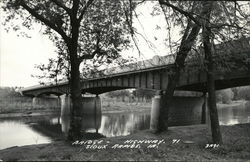 Bridge, Highway 71