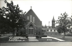 First Evangelical Lutheran Church and School