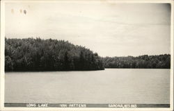 Long Lake Van Pattens