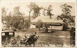 Ambrose Lodge on Whitefish Lake