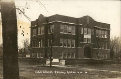High School, Spring Creek