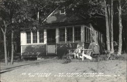 Cottage at Byrem's Resort on Lac Court