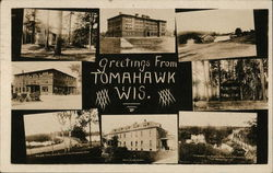 Greetings From Tomahawk