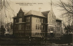 Winnebago County Agricultural School Postcard