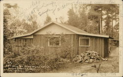 Cottage at Pinewood Lodge