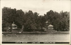 Duffy's Resort, Long Lake