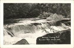 Rainbow Falls, Besaw Trading Post