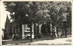 Emanuel Lutheran Church Postcard