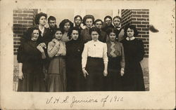 Group of Female Classmates