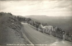 Climbing to the Clouds - Broadmoor Cheyenne Highway
