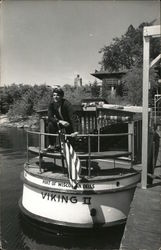 Vicking II Boat with Capt. Ed.