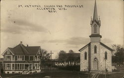St. Anthony Church and Parsonage