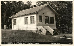 Lundberg Cottage #1 Pleasant Lake