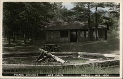 Picnic Grounds, Lake Owen