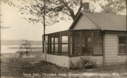 Lone Oak, Crooked Lake Resort