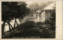 Crescent Park, Lake Waubesa