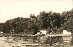 Boat Landing, Edwards Park, Lake Waubesa